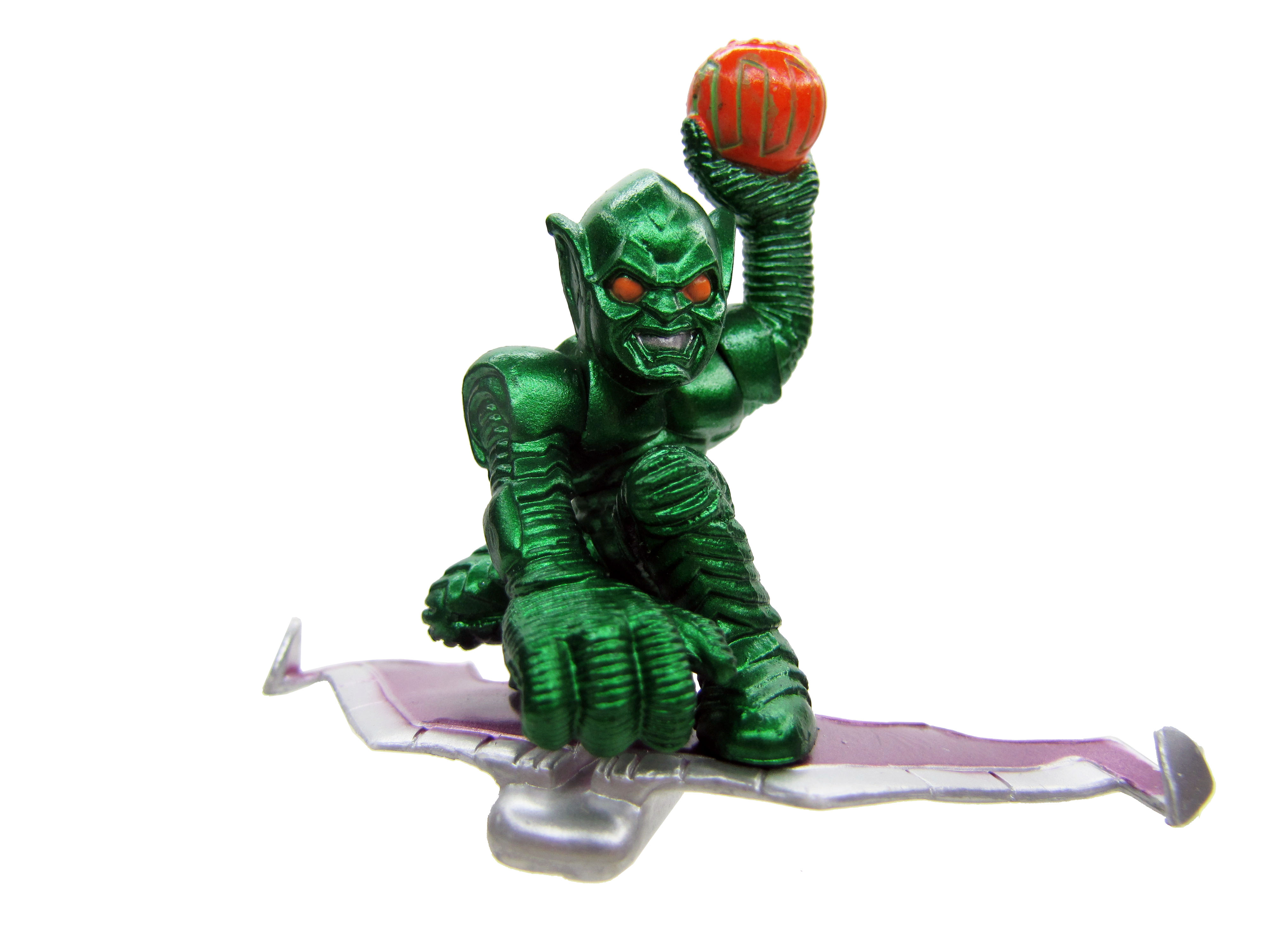 Marvel Super Hero Squad Green Goblin Complete